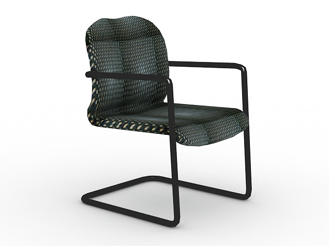 Meeting Chair 3d model