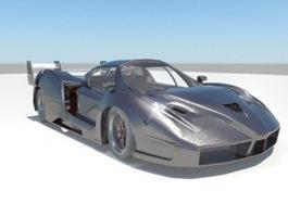 Ferrari Spider 3d model