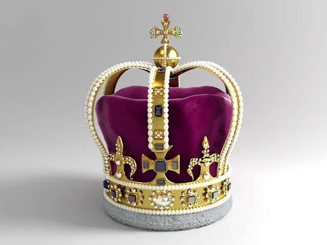 Royal Crown 3d model