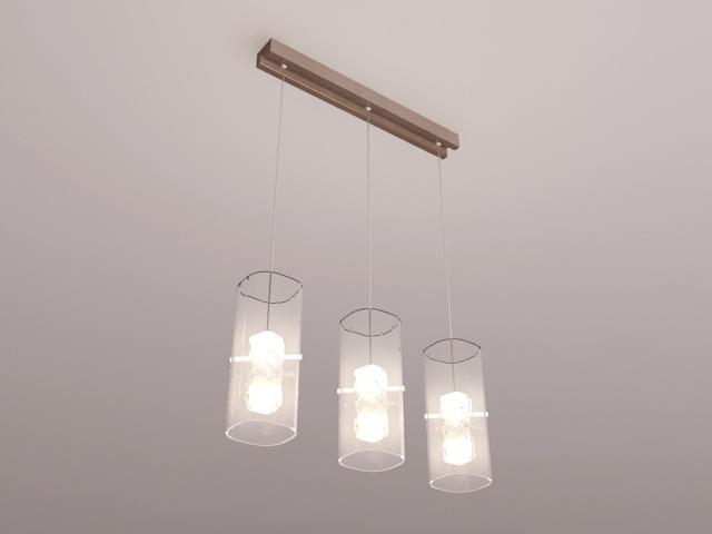 Kitchen Pendant Lighting 3d model