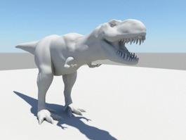 T-Rex Dinosaur 3d model