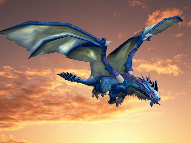Animated Flying Dragon 3d Model 3ds Max Files Free