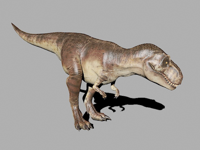 Giganotosaurus Dinosaur 3d model