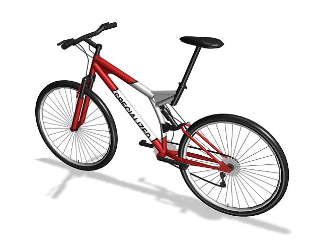 Specialized Mountain Bike 3D Model