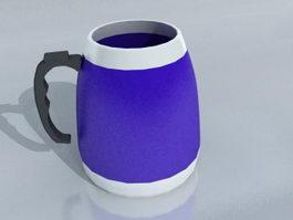 Vacuum Mug 3d model