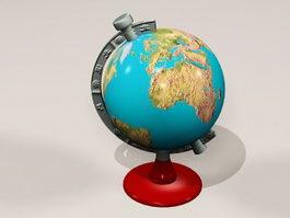 Explorer Globe 3d model
