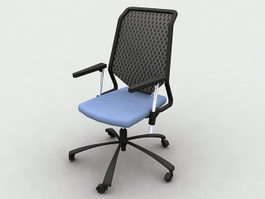 Ergonomic Mesh Office Chairs 3d model