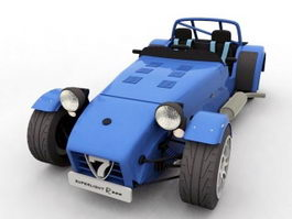 Caterham Superlight R300 3d model