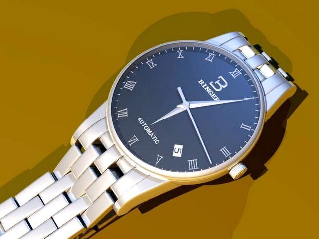 Binger Watch 3d model