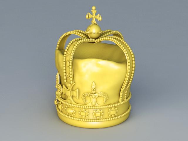 Royal Crown 3d model
