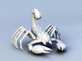 Emperor Scorpion 3d model