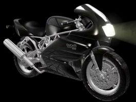 Ducati 800SS 3d model