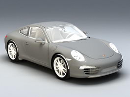 Porsche 911 Carrera 3d preview