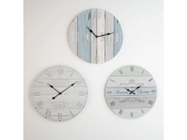 Clock Dials Faces 3d model
