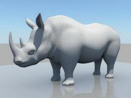 modelli 3d per rhino