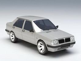 Lancia Prisma 3d model