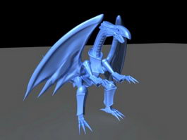 Dragon Monster 3d model