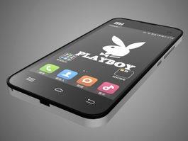 Xiaomi Phone 3d model
