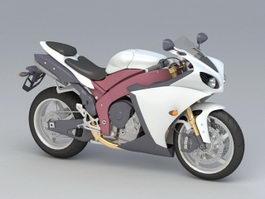 Motorcycle 3D Models Free Download - cadnav com