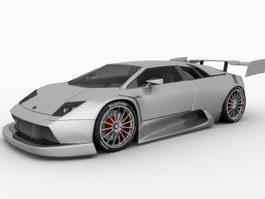 Lamborghini Diablo GTR 3d model