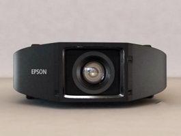Epson EB-G5200W 3d model