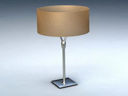 Modern Table Lamp 3d model