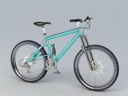 Giant Mountain Bike 3d model