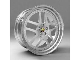 Arden rim 3d model
