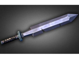 Ancient Sword 3d model