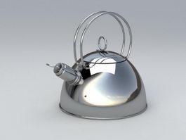 Tea Kettle 3d model