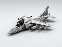 Fighter Plane 3d model