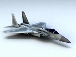 F-15C Eagle Fighter 3d model