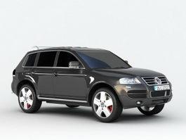 Volkswagen Touareg 3d model