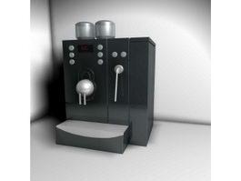 Cappuccino Maker 3d model