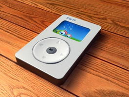 Sony MP3 Player 3d model