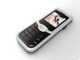 Old Smartphone 3d model