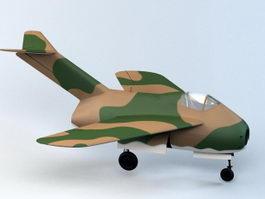 Ta-183 Fighter 3d model