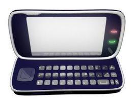 Nokia N97 3d model