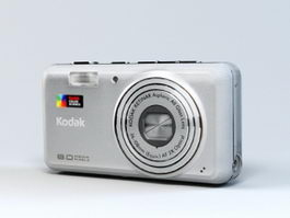 Kodak V803 Digital Camera 3d model