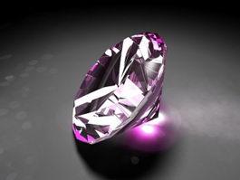 Pink Diamond 3d model