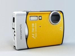 Olympus μ-790SW 3d model
