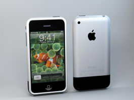 Apple iPhone 3d model