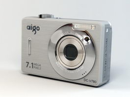 Aigo DC-V780 Digital Camera 3d model