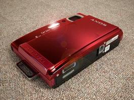 Sony CyberShot T300 Camera 3d model