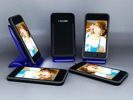 Meizu M8 Smartphone 3d model