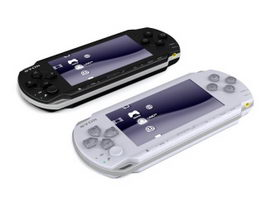 Sony PSP 3d preview