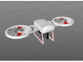Personal Drone 3d model