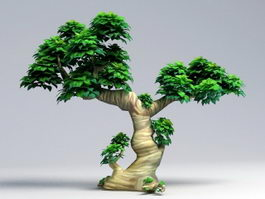 Plants And Trees 3d Model Free Download Cadnav Com