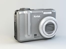 Kodak EasyShare Z1275 Camera 3d model
