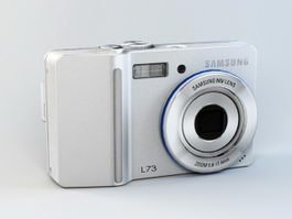 Samsung Digimax L73 Digital Camera 3d model